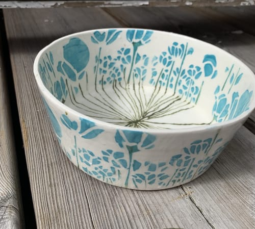 Utensils by Anna Broström Ek seen at Private Residence, Kopparberg - Decorative bowl