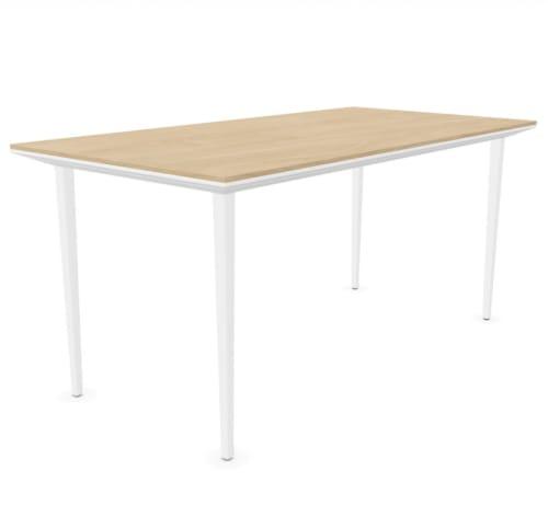 Tables by Ramos+Bassols seen at Madrid, Madrid - Longo table by Actiu Madrid Arco