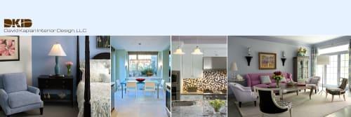 David Kaplan Interior Design, LLC - Interior Design and Architecture & Design