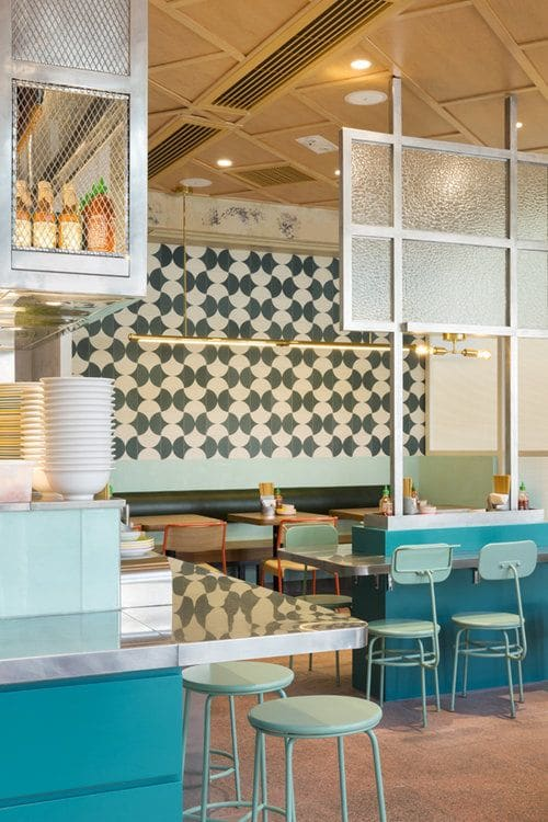 Interior Design by JJ Acuna / Bespoke Studio seen at Nha Trang Vietnamese Restaurant - Nha Trang Vietnamese Restaurant