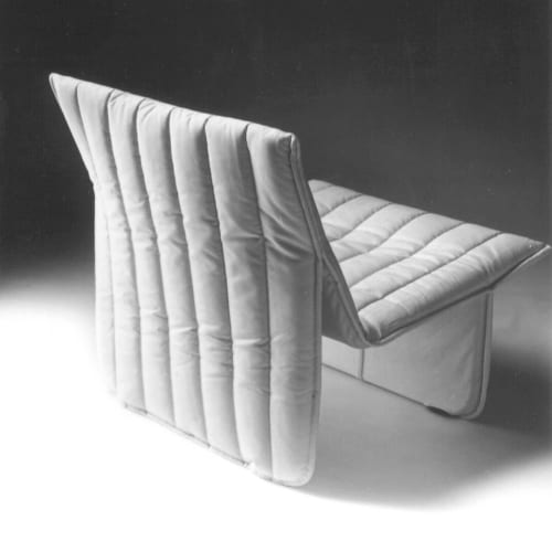 Chairs by Niels Bendtsen seen at The Museum of Modern Art, New York - Ribbon Chair