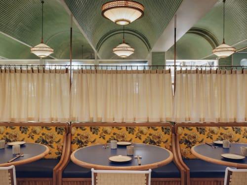 Interior Design by Linehouse seen at Hong Kong - John Anthony