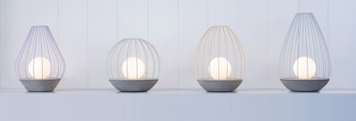 Ardoma Creations by Dror Kaspi - Lamps and Pendants