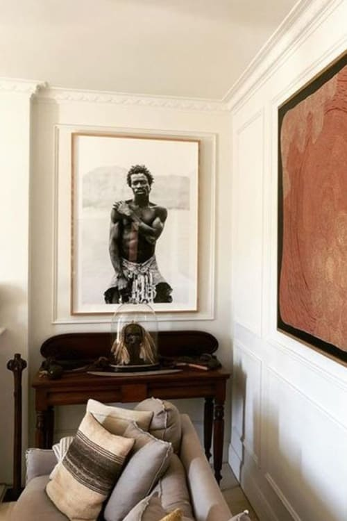 Photography by Kara Rosenlund seen at Walter & Co, Richmond - Namibia Village Man