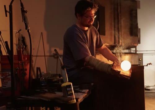 Bicycle Glass Co. - Pendants and Lighting