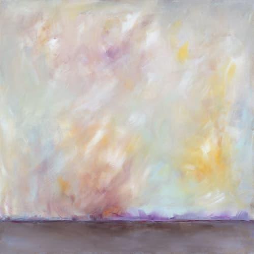 SUGAR BREEZE - Original Painting   Paintings by Julia Contacessi Fine Art   Bel Mondo in Westport