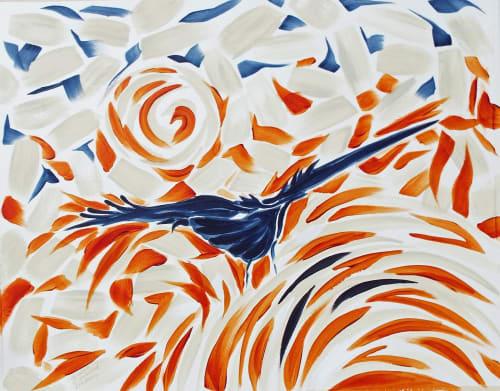 Susan Greenwood Lindsay - Art Curation and Renovation