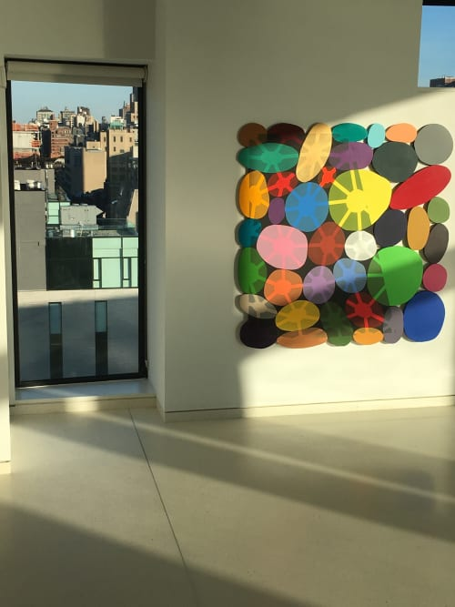 """Art & Wall Decor by Fred Bendheim seen at Sotheby's International Realty - Downtown Manhattan Brokerage, New York - """"X-Ray #2"""""""