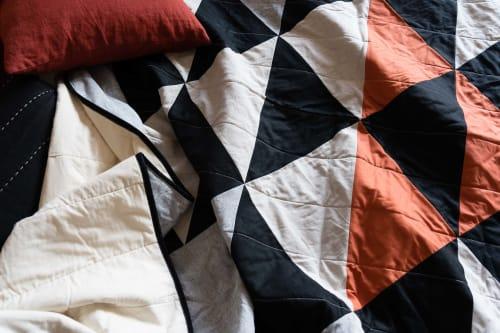 Linens & Bedding by Vacilando Studios - Antwerp Quilt