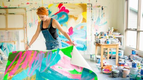 Rowena Martinich - Art and Street Murals