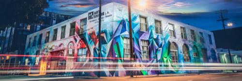 Mikael B - Art and Street Murals