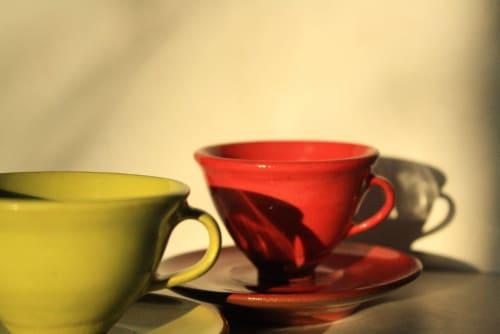 Krista Cortese Ceramics - Planters & Vases and Cups