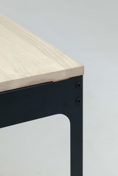 Tables by Takk Furniture seen at Ruim, Johannesburg - Tate Table