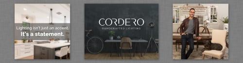 Dan Cordero - Pendants and Chandeliers