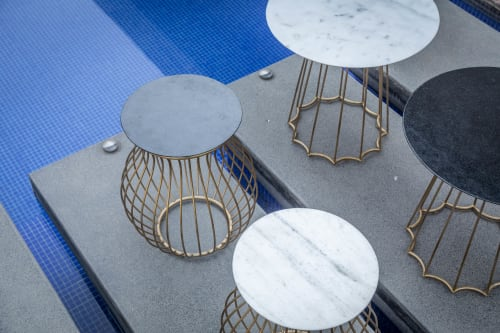 Bombay Atelier - Chairs and Tables
