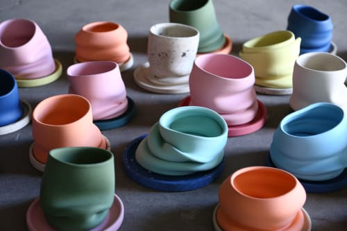 Philip Kupferschmidt - Planters & Vases and Cups