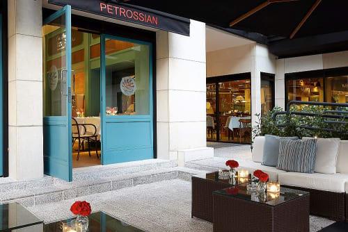 Petrossian Boutique | Interior Design by Lilian Catharino Architect | São Paulo in São Paulo