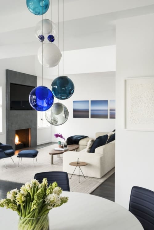 Interior Design by TAMI WASSONG INTERIORS seen at Private Residence, Mamaroneck - Shore Chic