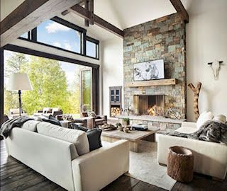 Interior Design by Jennifer Michele LLC seen at Private Residence - Loose Riens Ranch