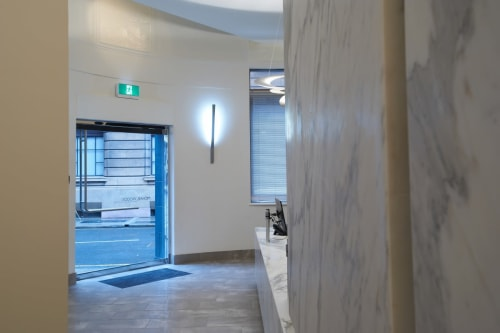 Interior Design by Damian Campagnaro seen at WOODS & CO LAWYERS PTY LTD, Adelaide - MICHAEL WOODS CRIMINAL LAWYERS