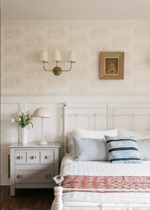 Sconces by Thomas O'Brien seen at Private Residence, Los Angeles, Los Angeles - Sconces