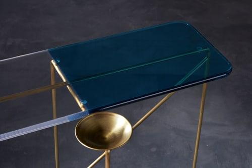 Tables by Roberto Giacomucci seen at Roberto Giacomucci Design Studio, Ancona - Diaspro