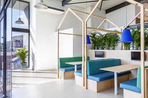 Interior Design by Bone Interior Design Studio seen at Prodigy Finance, Cape Town HQ, Cape Town - Prodigy Finance