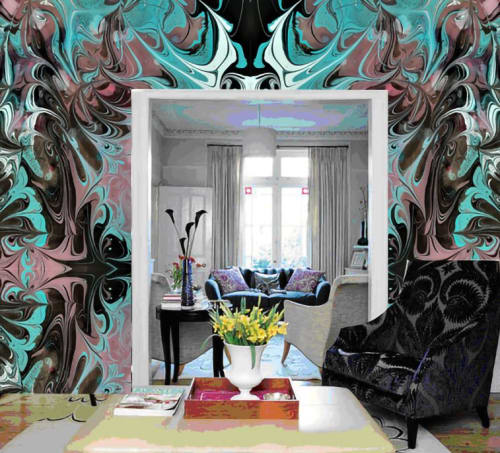 Meanmagenta Marbling & Photography - Art and Renovation