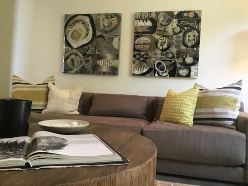 Interior Design by Ulloo 42 seen at Private Residence, Newport Beach - Private Home
