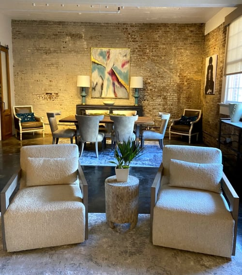 Paintings by Lori Sperier Art seen at Private Residence, New Orleans - Agate Hendry