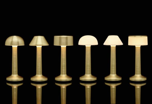 Lamps by IMAGILIGHTS seen at Tarantella, Hamburg - Moments Table Lamp