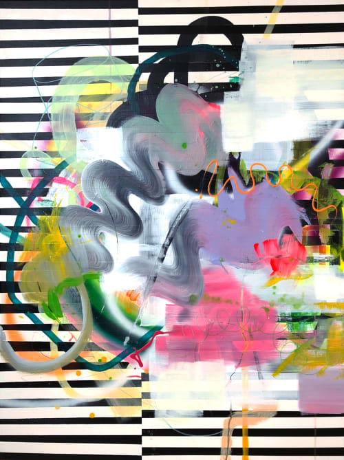 Jaime Derringer - Paintings and Art