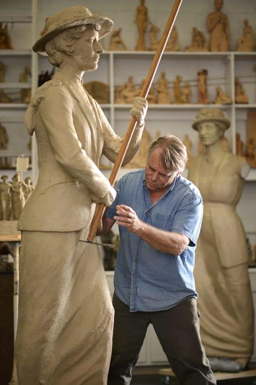 Alan LeQuire - Public Sculptures and Public Art