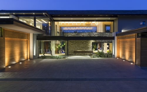 Architecture by Nico van der Meulen Architects seen at Private Residence, Centurion - Blair Atholl