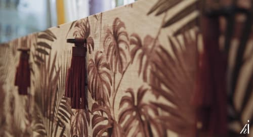 Furniture by Habitat Improver - Furniture Restyle and Applied Arts seen at Hotel Estrela de Fatima, Fátima - Burgundy Tropicalia