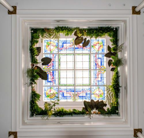 Plants & Landscape by Brandon Pruett Design seen at SF Decorator Showcase 2019, San Francisco - Sky Light Conservatory