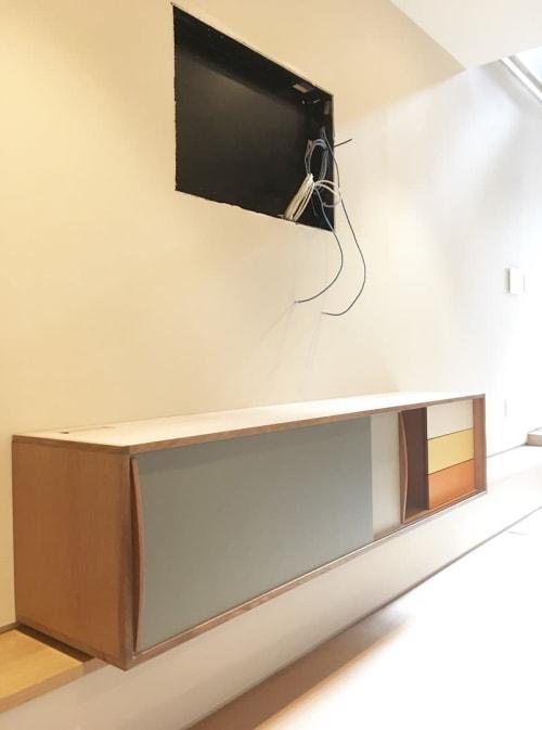 Furniture by Trey Jones Studio seen at Private Residence, Washington - Custom Cabinet