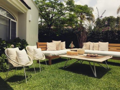 Chairs by Mexa seen at Club de Golf Santa Anita, Tlajomulco de Zúñiga - Mexa Classics Ixtapa Lounge Chair