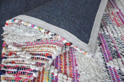 Rugs by The Rug Republic seen at Private Residence - HYRAX