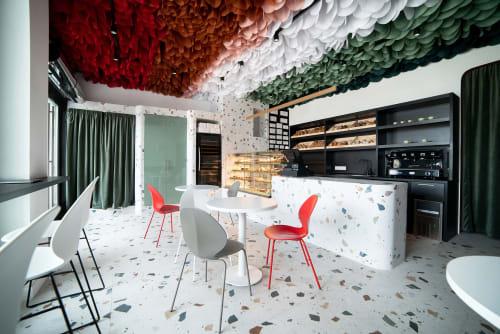 Interior Design by Interior Design Bureau by Alena Bulataya seen at Minsk, Minsk - Brioche Borovaya