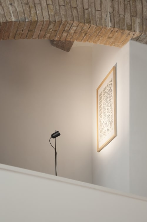 Lamps by GOFI seen at Private Residence, Barcelona - Fa