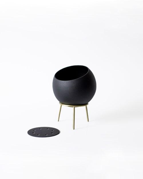 Vases & Vessels by Kitbox Design - Globe Planter Mini & Midi