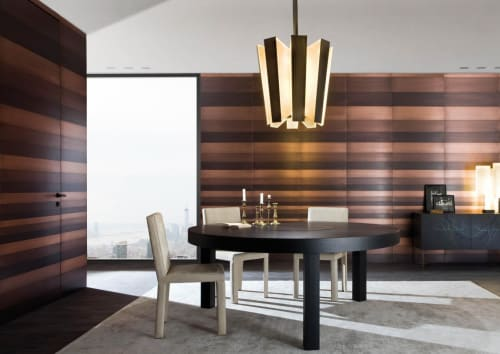 Chandeliers by Laurameroni Design Collection seen at New York, New York - Mayfair