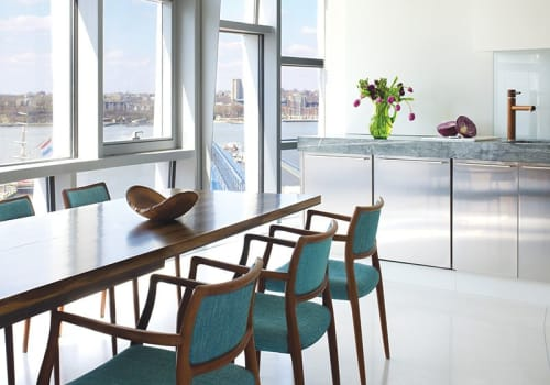 Interior Design by In Situ Design seen at Private Residence, Chelsea - Interior Design