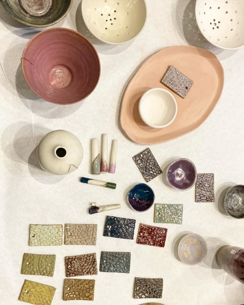 Katie Troisi - Tableware and Planters & Vases