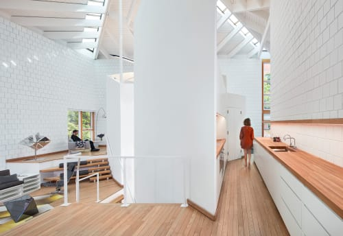 Netsch Residence - Renovation | Architecture by Skidmore, Owings & Merrill