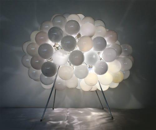 Pendants by Umbra & Lux seen at Creator's Studio, Vancouver - Bubble Cloud