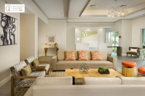 Interior Design by MONIOMI seen at Holiday Inn Miami-Doral Area, Miami - Holiday Inn Miami-Doral
