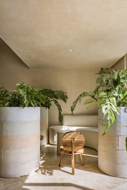 Interior Design by Wewi Studio seen at Maku Poke Stop, Cancún - Maku Poke Stop