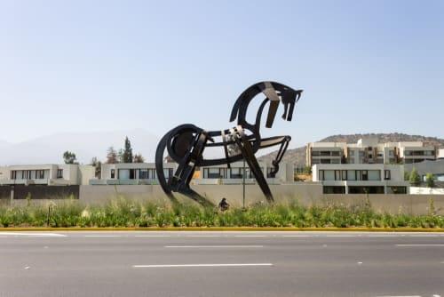 Francisco Gazitua - Public Sculptures and Sculptures